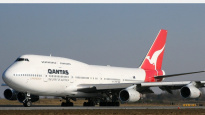 Qantas says final farewell to Boeing 747