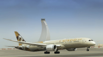 Etihad temporarily cuts staff pay by up to 50% as all flights are grounded