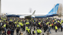 Boeing warming up to resume Max production in May
