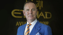 Etihad CEO to make address at Global Aerospace Summit's launch today