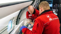 Business jets drafted in to perform emergency virus flights