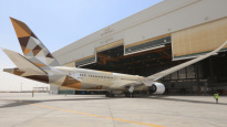 Etihad Airways overhauls cabins on nearly 100 of its passenger aircraft