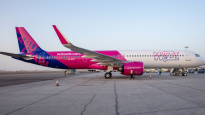 Wizz Air Abu Dhabi primed for operations as first A321 arrives in the Gulf