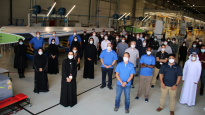 Strata Manufacturing delivers first Boeing 787 vertical fin assembled outside of US
