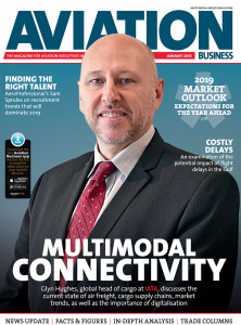 Aviation Business - January 2019