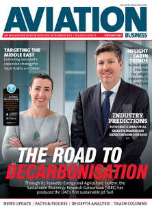 Aviation Business - February 2019