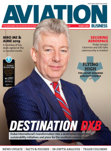 Aviation Business - March 2019