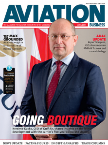 Aviation Business - April 2019