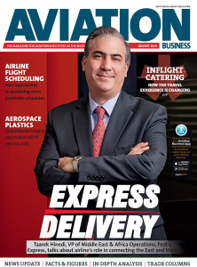 Aviation Business - August 2019