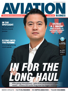Aviation Business - October 2019