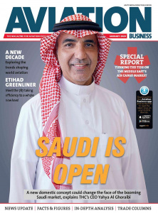 Aviation Business Middle East - January 2020
