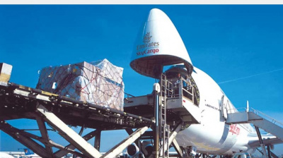 MidEast carriers post 5% rise in October air cargo demand