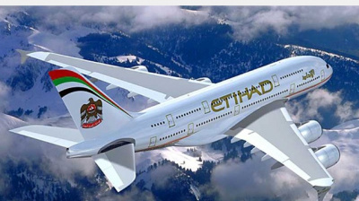 Etihad reports record passenger growth