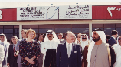 PHOTOS: The history of Dubai Airshow