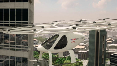 Air taxis to take off only after safety is guaranteed: GCAA