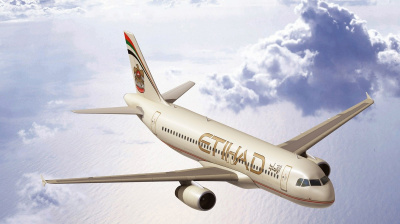 Etihad to suspend flights to Tehran in January