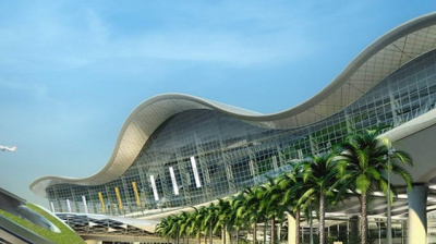 Abu Dhabi Airports celebrates Midfield Terminal Building progress