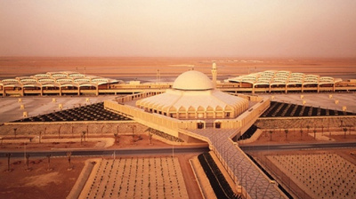 Egis to transform Riyadh Airport's infrastructure and systems