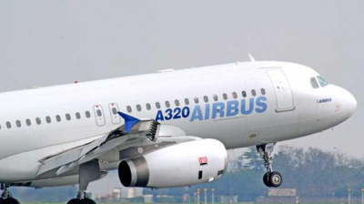 Airbus sells 50 A320s to South American airline