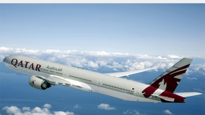 Qatar receives 50th B777