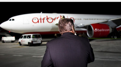 Etihad launch legal action over airberlin decision