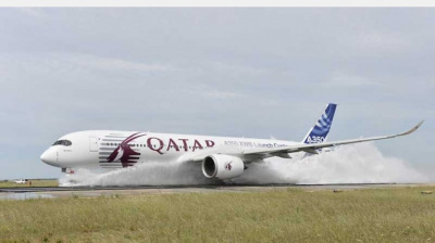 Airbus A350 goes on world tour ahead of Qatar delivery