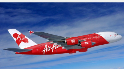 AirAsia increases capacity by 17% YoY in Q3
