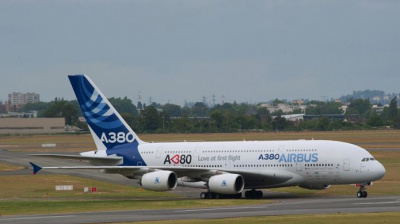 By signing with Routehappy, Airbus pushes for customers to book flights by plane type
