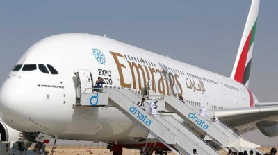 Nine Emirates A380 aircraft being inspected after EU warning