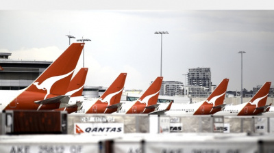 Qantas rebuffs calls to ground 737s after pickle fork cracking