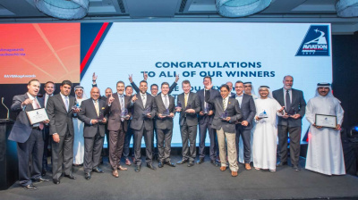 Aviation Business Awards 2017 Winners take centre stage