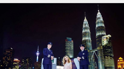 IN PHOTOS: British Airways launches daily services to Malaysia