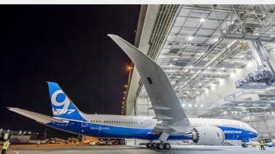 UAE, Oman routes among first to operate BA's new Dreamliner