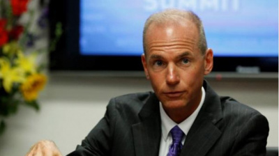Dennis Muilenburg quits as Boeing aims to 'restore confidence'