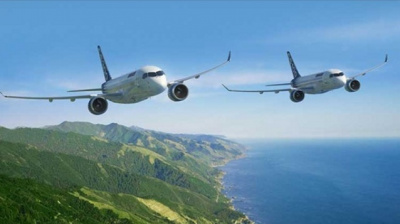 Airbus buys 50% of @Bombardier's C-Series Aircraft Ltd, doubles down on single aisle