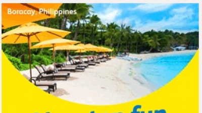 A new low: Low cost Cebu Pacific will fly to Manila for an astoundingly low AED 149