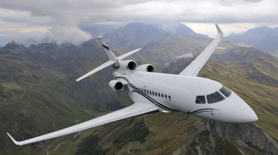 Empire Aviation Group acquires new Falcon 7X jet