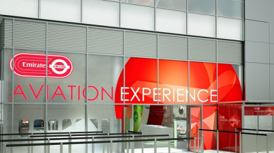 Emirates to launch indoor aviation attraction in London