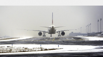 Emirates is evaluating winter weather technology