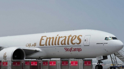 Emirates SkyCargo expands operations in Italy