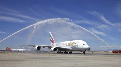 PHOTOS: Emirates' expanding A380 network