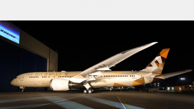 Etihad deploys 787s on five more routes in 2016