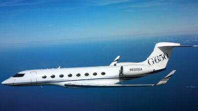 Empire Aviation Group adds Gulfstream G650 to its managed fleet