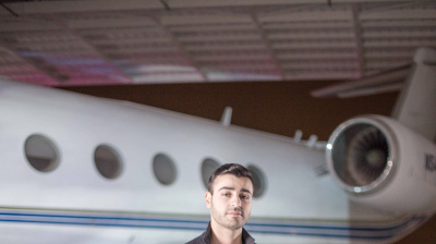 Meet the 28 Year Old Entrepreneur Who Wants You to take a Trip On a Private Jet