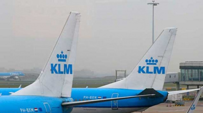 Air France KLM group resumes flights to and from UAE