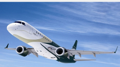 Embraer participates in the 2013 Dubai Airshow
