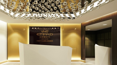 Etihad to open new premier lounge at AUH