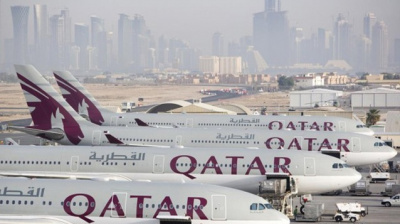 Qatar Airways says it's not buying a stake in SpiceJet
