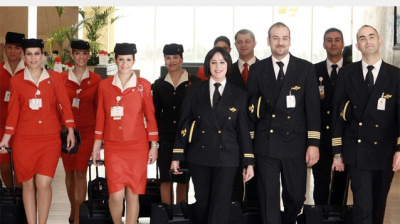 Royal Jordanian raises crew's flying hours allowance