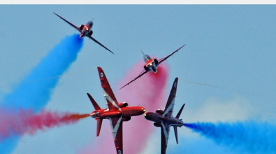 Flying legends set to thrill at Skyview